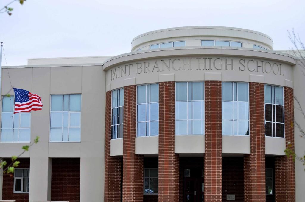Paint Branch High School New Building