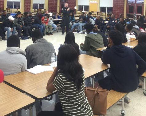 PB Hosts Community Forum with MCPD