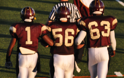 Paint Branch Vasrity Football