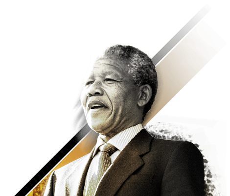 the life and contributions of nelson mandela