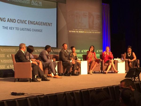 Congressional Black Caucus Convention