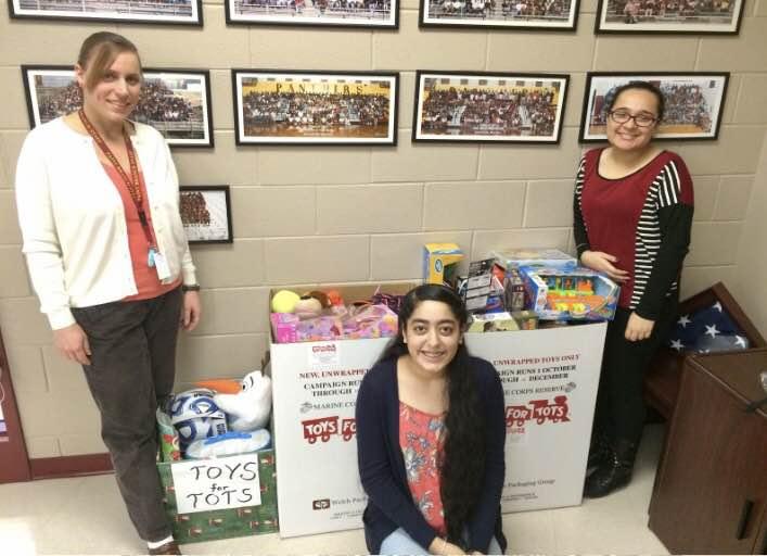 Red Cross Club Raises Awareness
