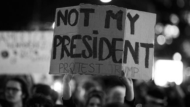 Nation Responds to Presidential Election