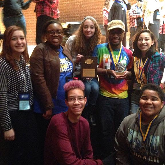 A Trip To Maryland Thespian Festival