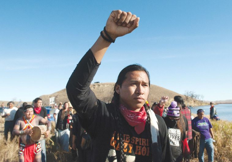 History Repeats Itself at Standing Rock