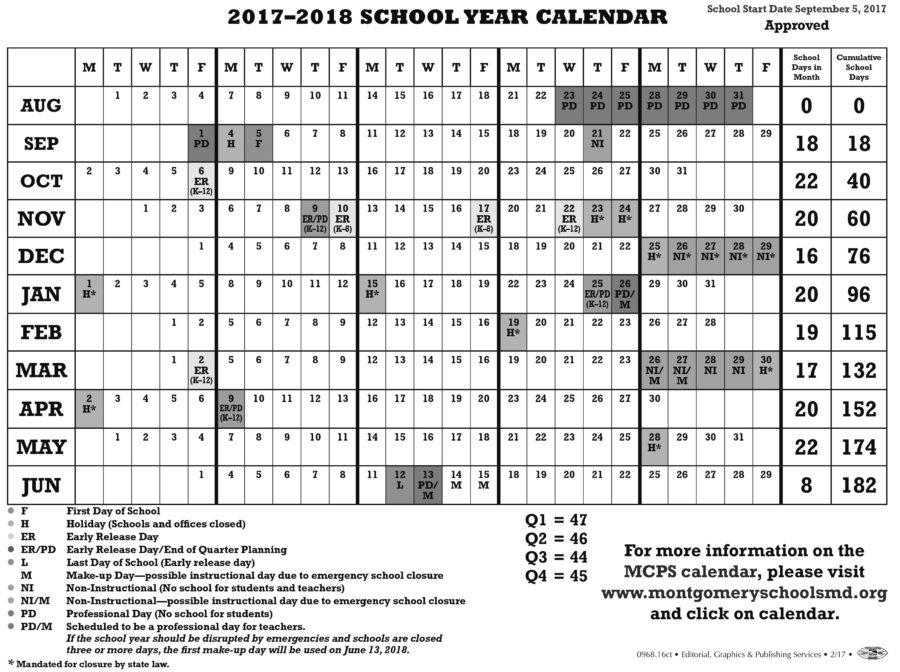 School Board Approves Modified School Calendar – MAINSTREAM