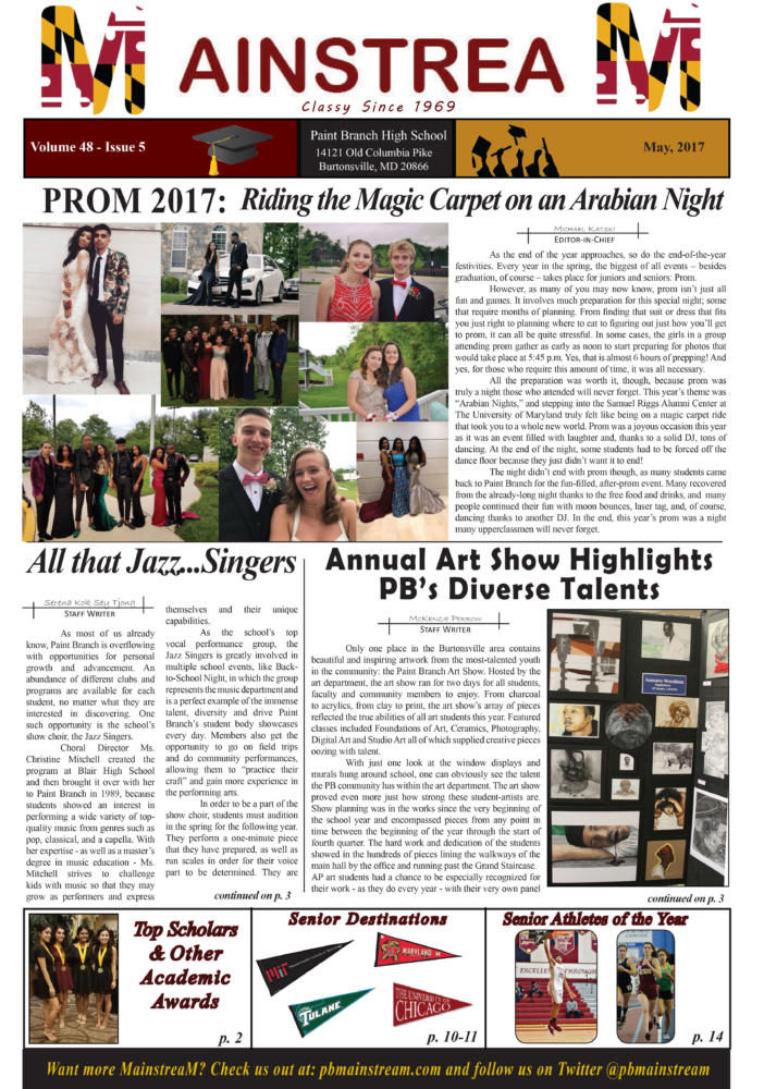May Issue - Full Issue PDF