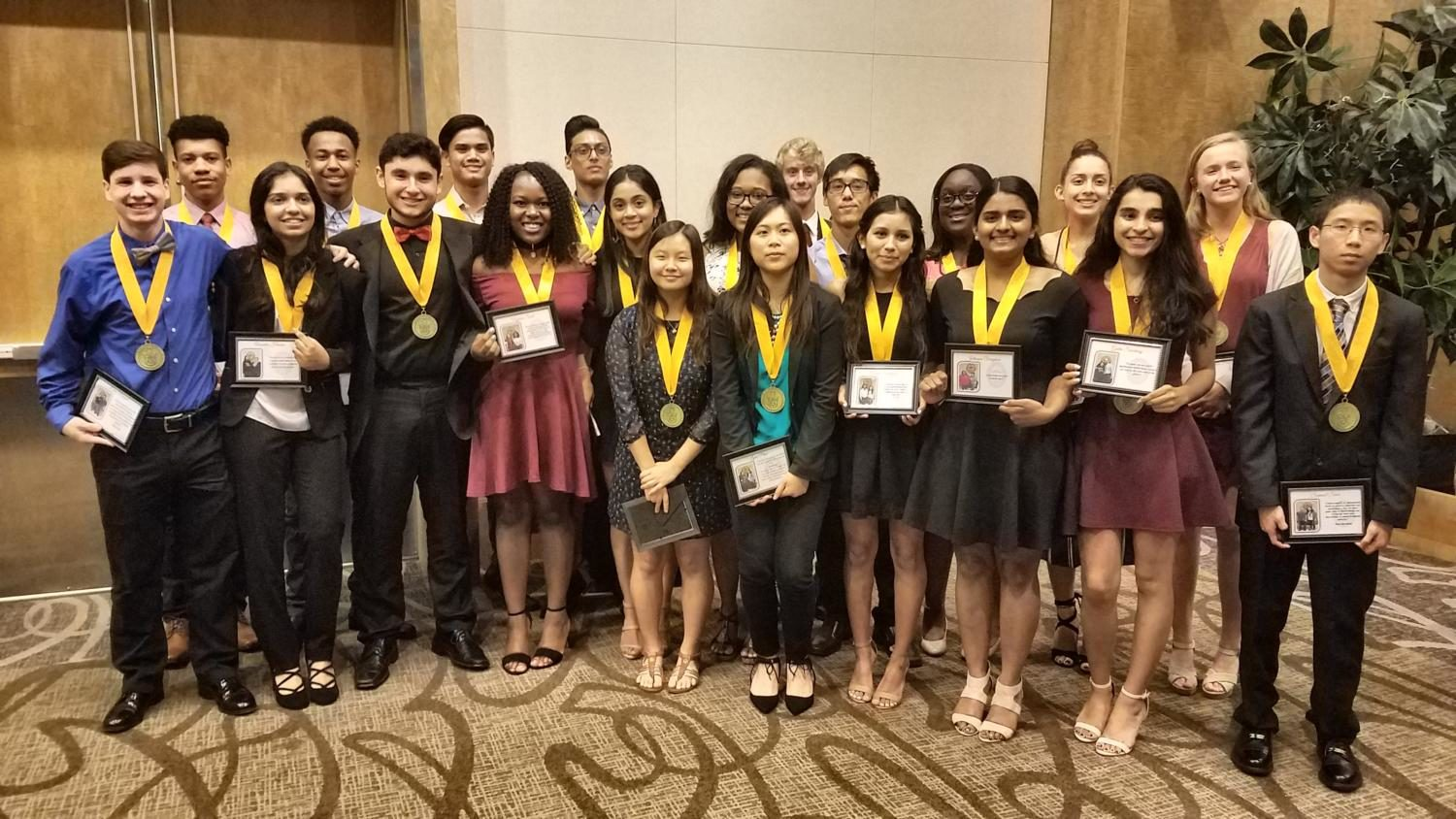Top Scholars and Featured Scholars Celebrated