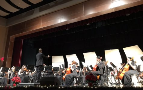 Winter Concert 2017 Gives Performers and Audience a Big Surprise