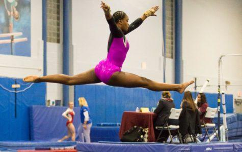 Flipping For Gymnastics: Student-Athlete Balances Challenging Sport, School