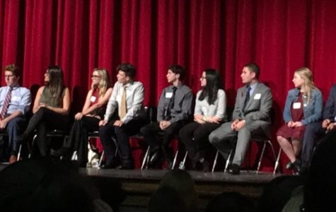 Marjory Stoneman Douglas Students Visit MCPS for Town Hall Meeting