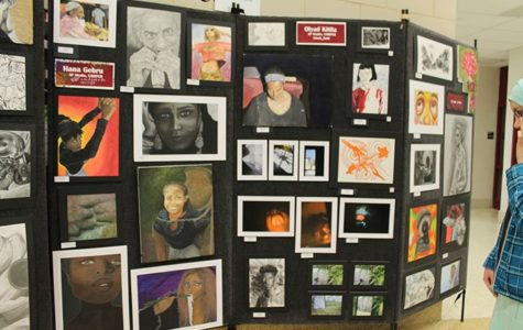 Exhibiting Immense Talent: The PB Art Show