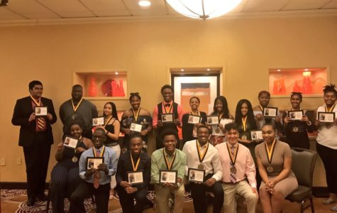 Top and Featured Scholars Honored