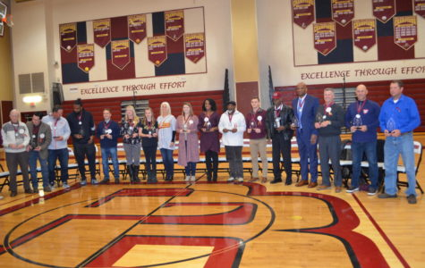 Paint Branch Inducts 17 Into Inaugural Hall of Fame Class