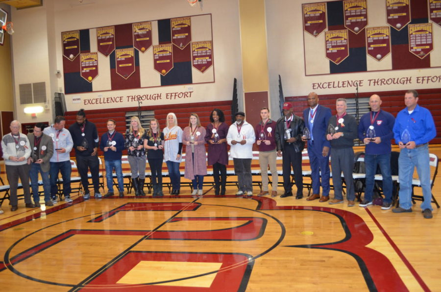 Paint Branch Athletic's Hall of Fame - Class of 2018