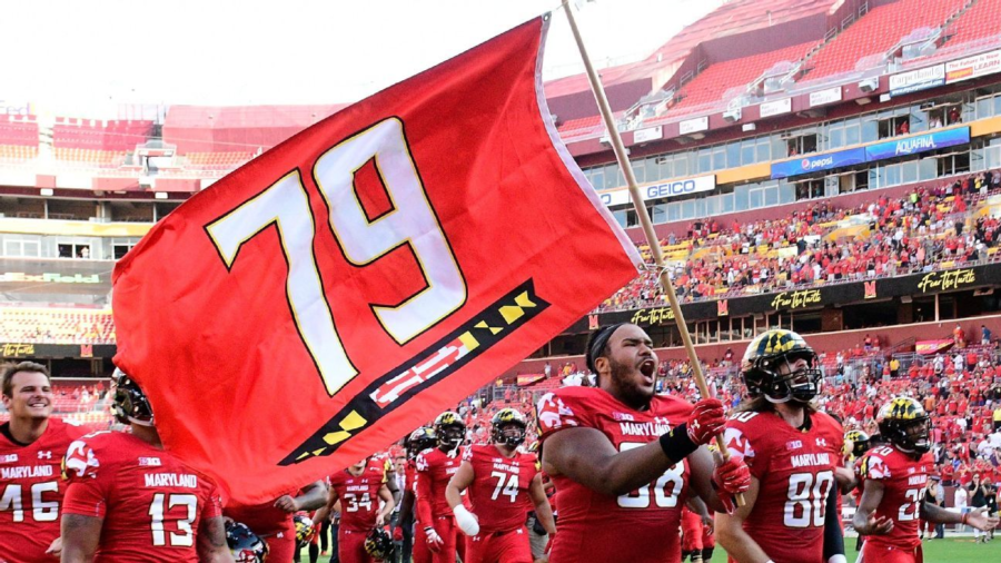 Under+the+Spotlight%3A+Maryland+Football+Program++Puts+University+in+a+Tough+Spot