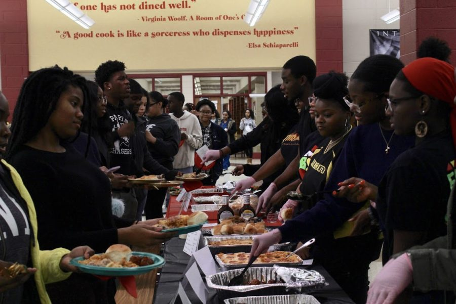 Black History Month Potluck