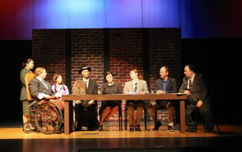 The Sun Comes Out for PB Perspectives: Spring Production of Annie Hits All the Right Notes