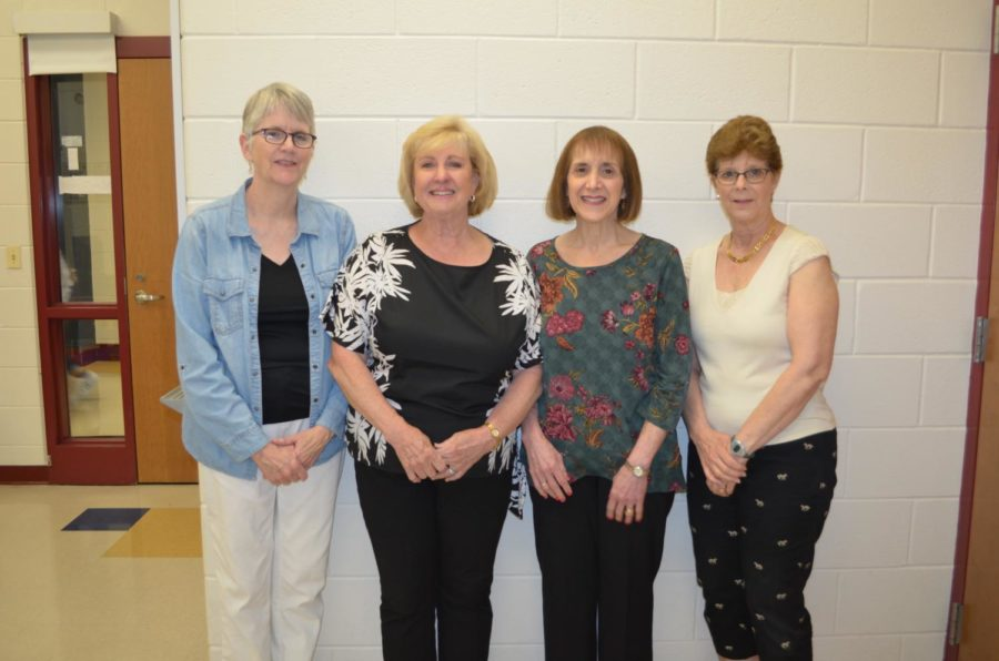 Retiring Staff Look Back on Their Time in the Classroom