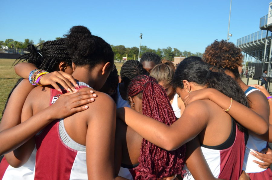 Paint Branch X-Country vs Quince Orchard Photos