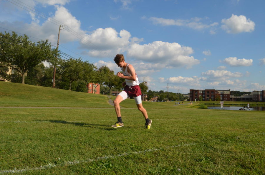 Paint Branch Cross Country Takes on Gaithersburg and Springbrook Rivals