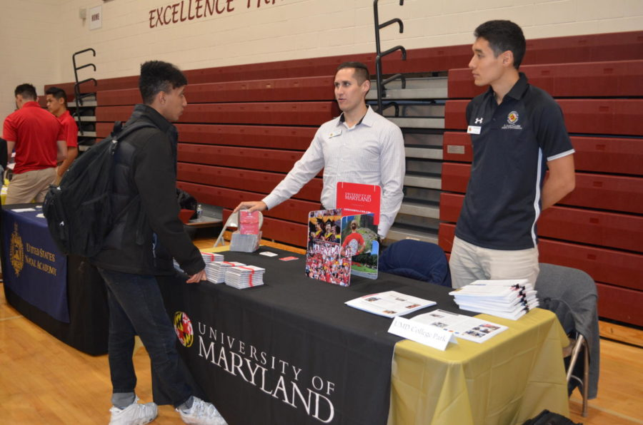 Schools Everywhere at the College Fair