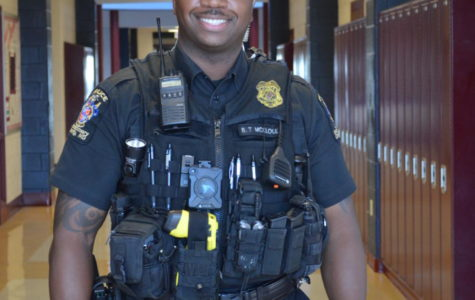 Getting to Know PB's New School Resource Officer: Officer B Hopes to Bring Out the Best in Everyone