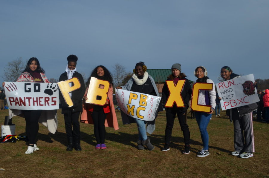 Paint Branch Cross Country  State Championships