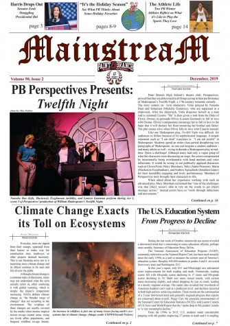 Mainstream, Issue 2: December, 2019 – Full Issue PDF