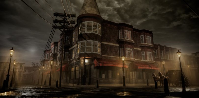 Holmes%27s+Murder+Castle%2C+as+re-imagined+through+a+virtual+reality+puzzle+game.+