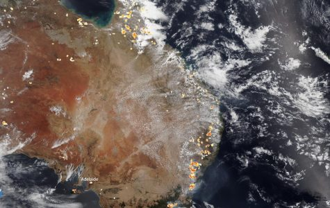 Fires continue to burn in Australias southeastern states.