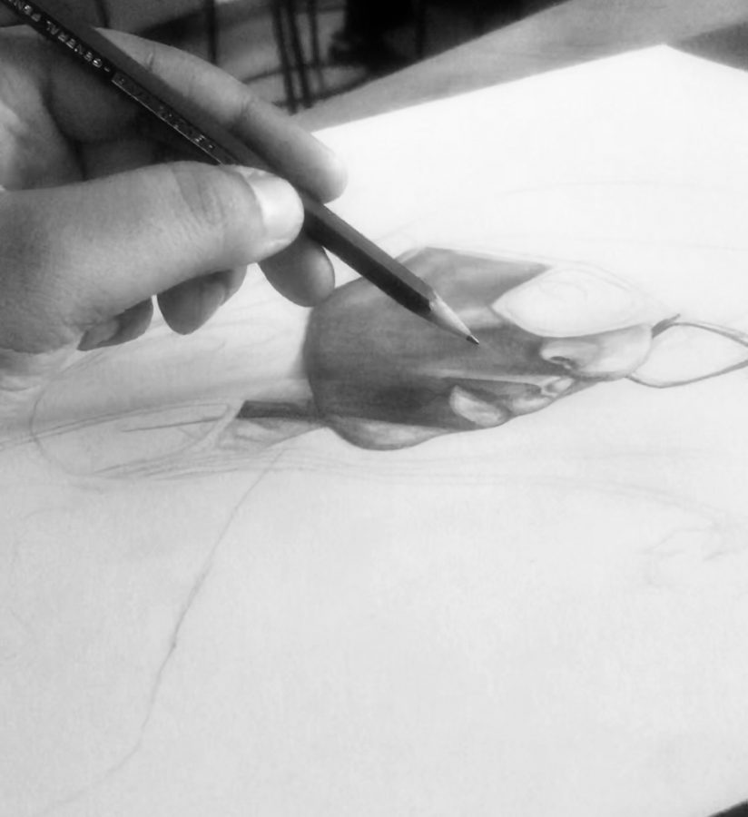 Making Art: There is More to the Process Than Meets the Eye