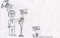 Editorial Cartoons: Super Tuesday & The Irony of Coronavirus
