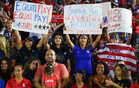 Gender Parity In Sports: Equal Pay Isn't The Problem