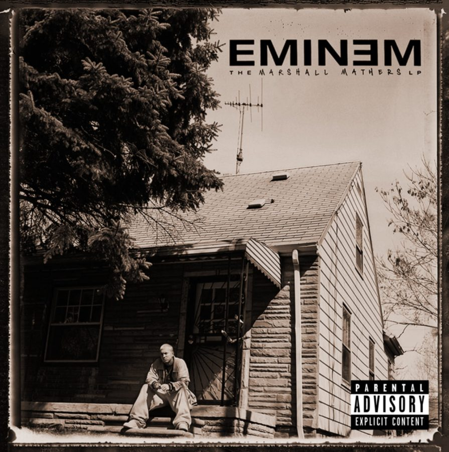 The Marshall Mathers LP 20th Anniversary