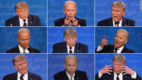 The first debate on September 29th left some voters shaking their heads and other voters laughing.