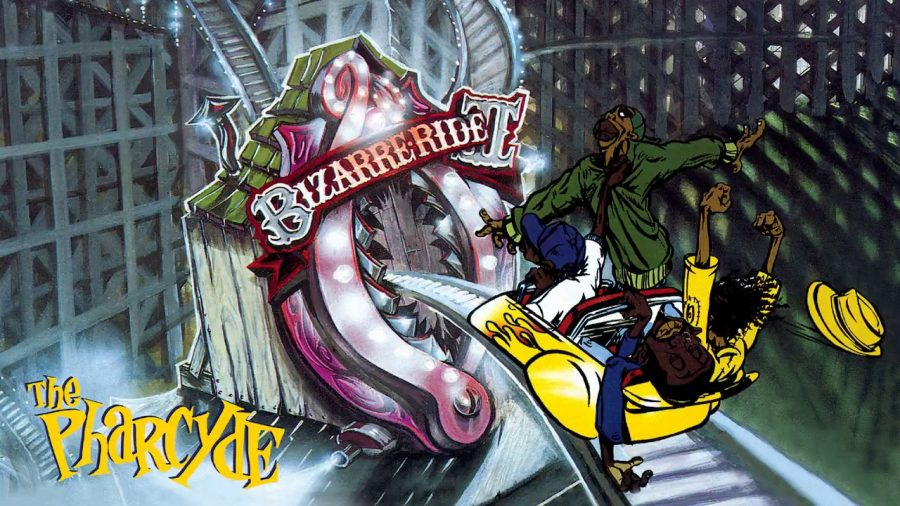PB English Teacher Mr. Ellis says that his favorite album of the 90's is Pharcyde II: Bizarre Ride by The Pharcyde.