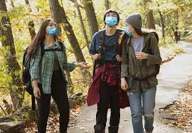 Going Outside During the COVID-19 Pandemic