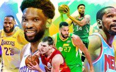 2020-2021 NBA Playoffs