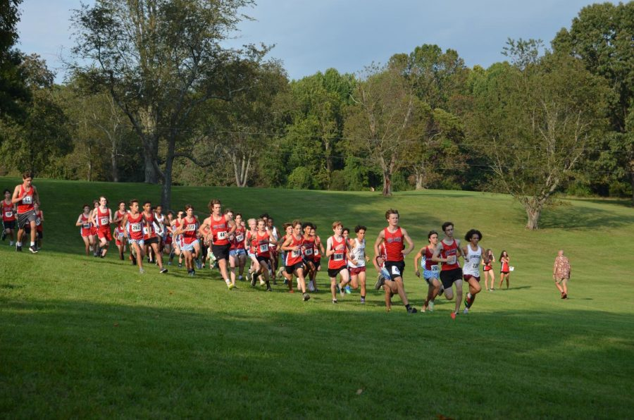 PB Cross Country versus Einstein and Quince Orchard